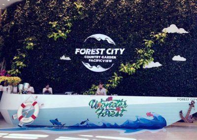 Forest City, Johor